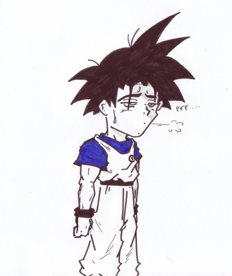 Dragon Ball par jimmyeatkorn